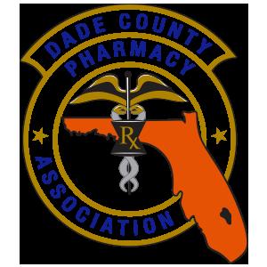Dade County Pharmacy Association logo 300 pixels