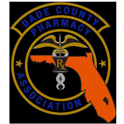Dade County Pharmacy Association website favicon logo