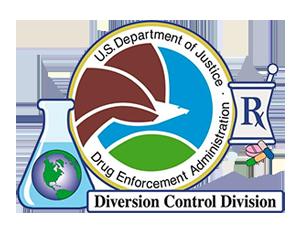 US DEA Logo